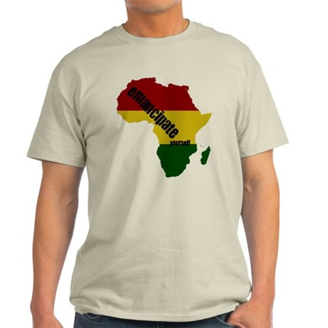 Emancipate Yourself Tee (white)