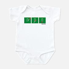 Croquet Score Infant Bodysuit