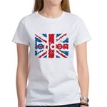 UK Flag - London Women's T-Shirt