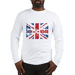 UK Flag - London Long Sleeve T-Shirt