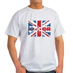 UK Flag - London Light T-Shirt