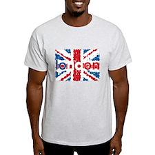 UK Flag - London T-Shirt