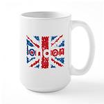 UK Flag - London Large Mug