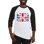 UK Flag - London Baseball Jersey