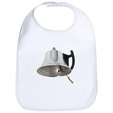 Silver Bell Bib