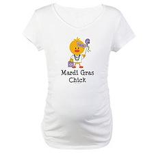 Mardi Gras Chick Shirt