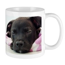 Sleeping Puppy Mug