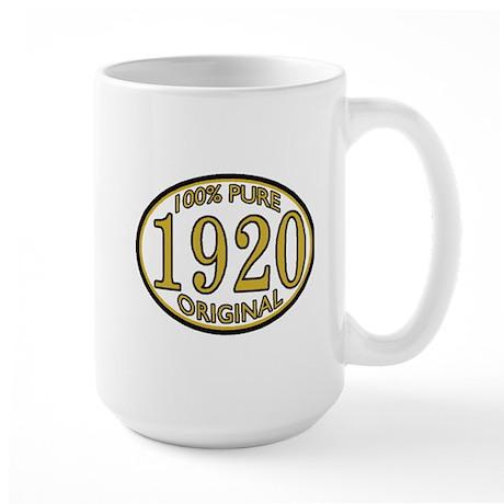 1920 Large Mug