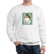 Agility Sheltie Sweatshirt