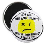 Fun & Games Magnet