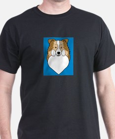 Obedience Sheltie T-Shirt