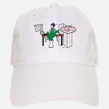 Massage Baseball Baseball Cap