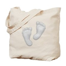 Beautiful Baby Feet by Leslie Tote Bag