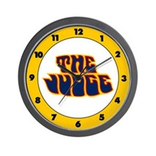The Judge - GTO Wall Clock