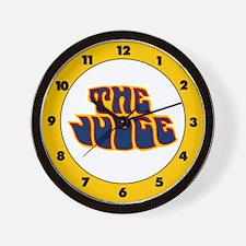 The Judge - GTO Wall Clock