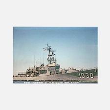 USS JOSEPH K. TAUSSIG Rectangle Magnet