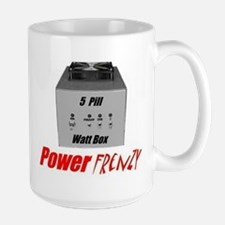 Power Frenzy Large Mug
