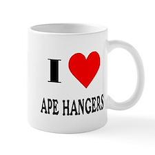 I Love Ape Hangers! Mug