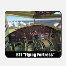 Mousepad [- B17 Flying Fortress