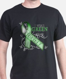 I Wear Green for my Nanny T-Shirt
