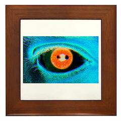 Catch the RED-Eye on Framed Tile