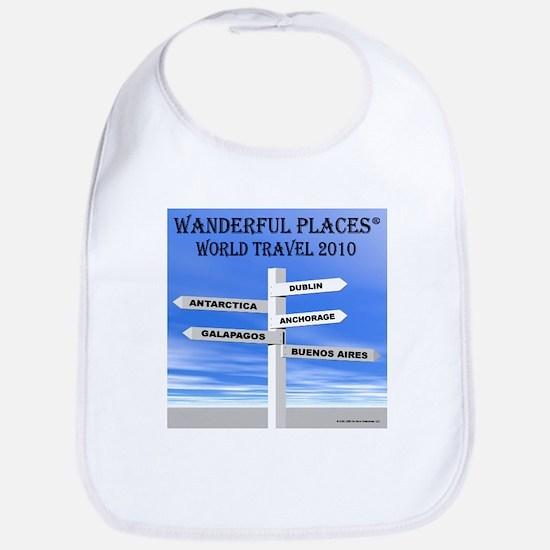 World Travel 2010 Bib