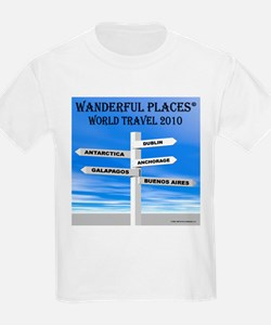 World Travel 2010 T-Shirt