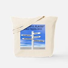 World Travel 2010 Tote Bag