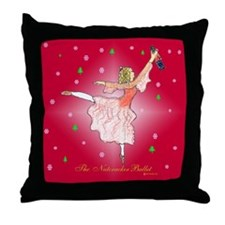 magical clara ii Throw Pillow