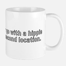 Hippie Location Mug
