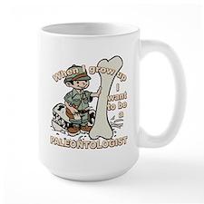 When I grow up Paleontologist Mug