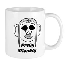 Pretty Monkey Mug