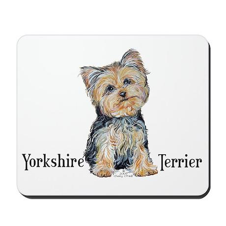 Yorkshire Terrier Cutie Mousepad