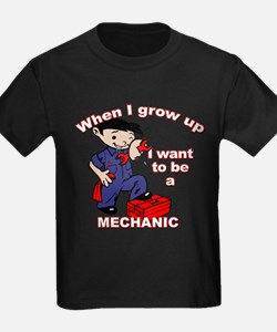 When I grow up Mechanic T