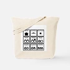 Unique Hohos Tote Bag