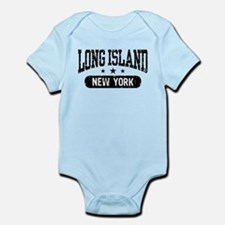 Long Island New York Infant Bodysuit