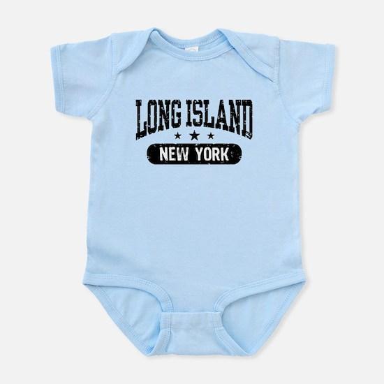 New york baby clothes cafepress long island new york infant bodysuit negle Images