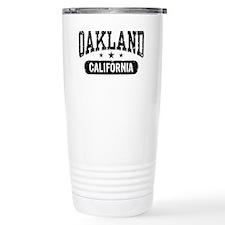 Oakland California Travel Mug
