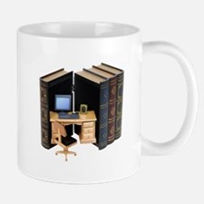 Working Out of the Box Mug