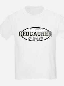 Citrus Heights Geocacher T-Shirt