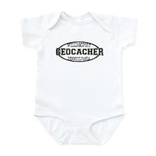 Williamsport Geocacher Infant Bodysuit
