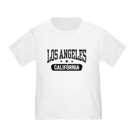 Los Angeles California Toddler T-Shirt