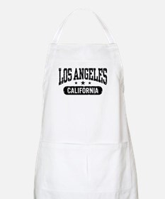 Los Angeles California Apron