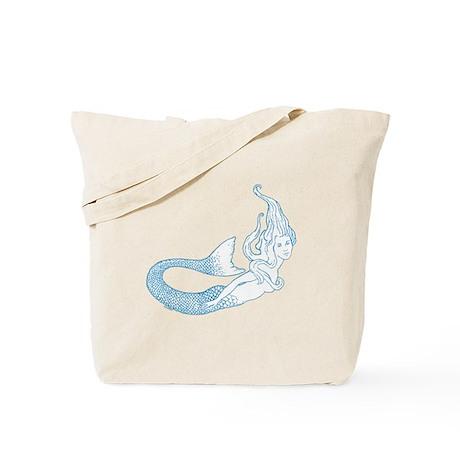 Mermaid/ Siren Tote Bag