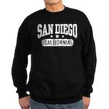 San diego Sweatshirt (dark)