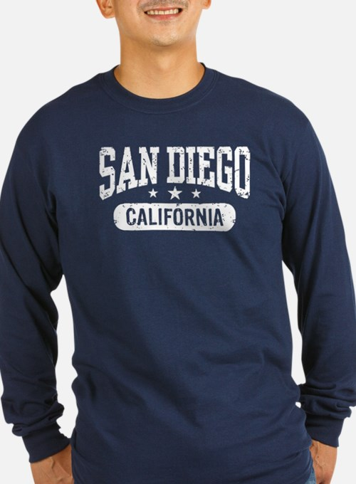 San Diego California T