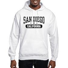 San Diego California Hoodie Sweatshirt
