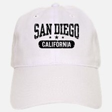 San Diego California Baseball Baseball Cap