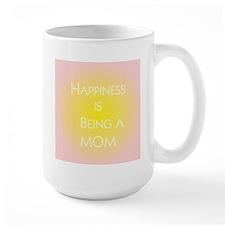mom pink Mug