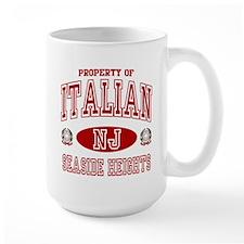 Seaside Heights New Jersey It Mug